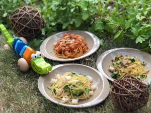 Kids Organic Pasta